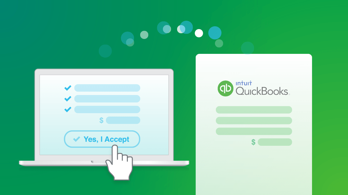 Integration of Quickbooks with Credit Card Processing services