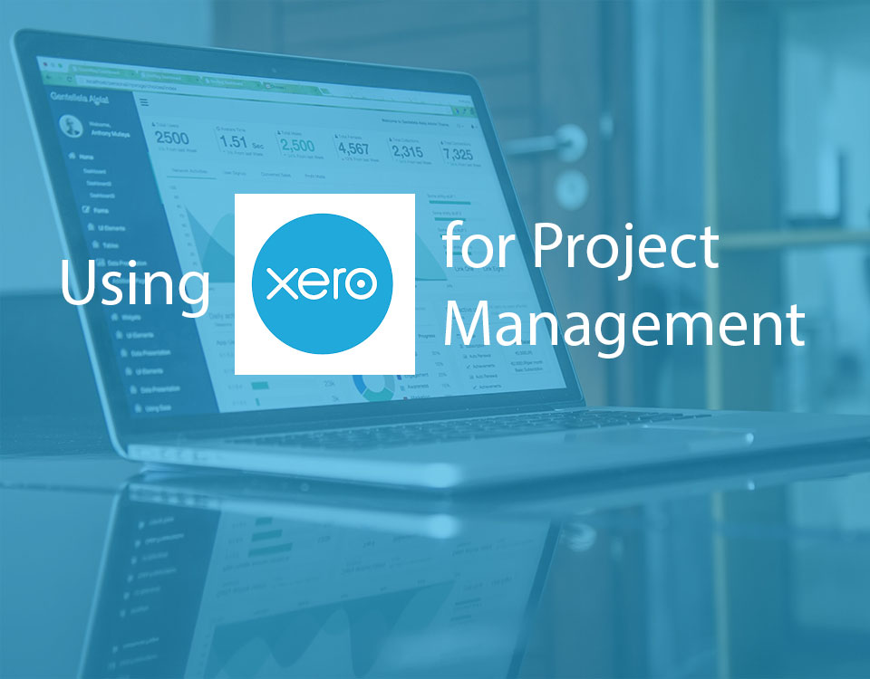Using-XERO-for-Project-Management