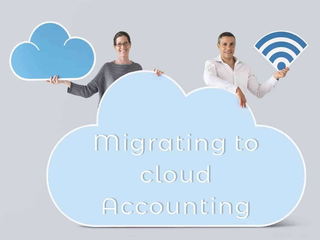 Migrating to cloud Accounting Software