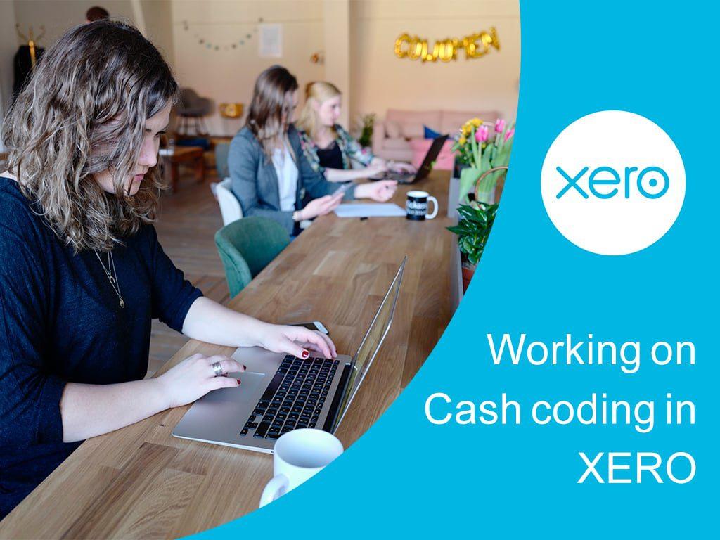 Cash-coding-in-XERO