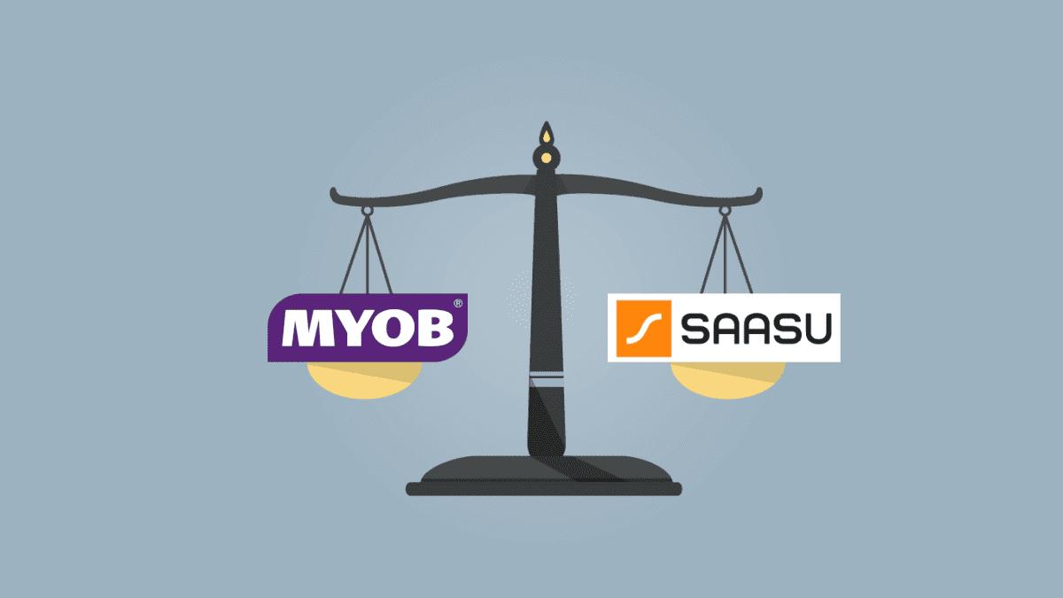 FEATURE COMPARISON MYOB SAASU