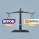 FEATURE COMPARISON MYOB VS SAASU